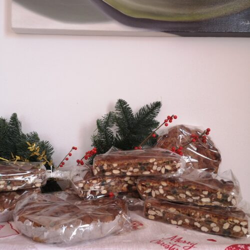 Christmas recipe: panforte