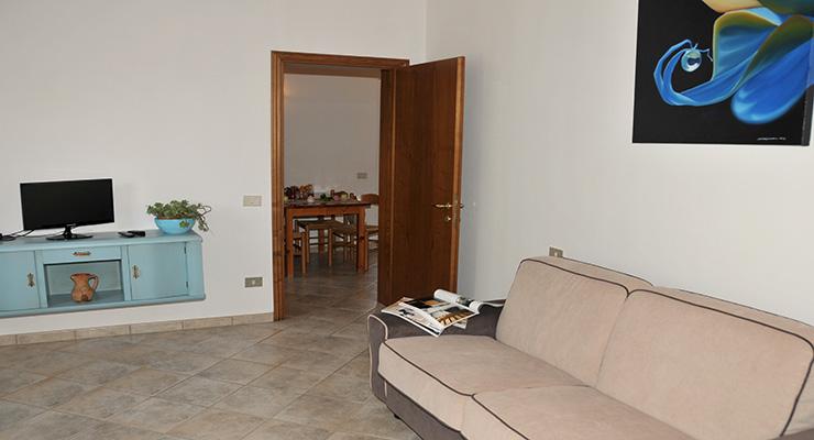 Granaio - Salotto