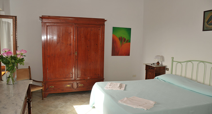 Granaio - Camera Matrimoniale