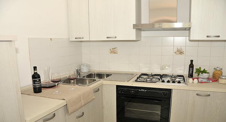 Stalla - Kitchen