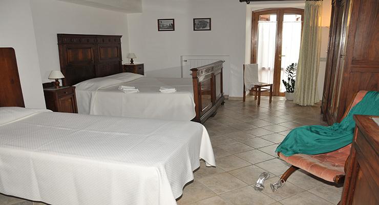 Stalla - Bedroom